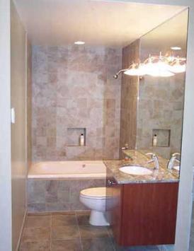 Small Bathroom Design Ideas Apk Screenshot