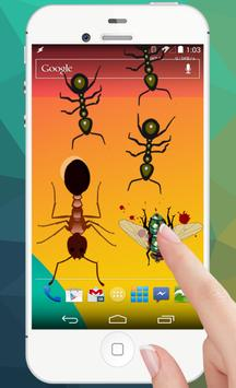 Ants in Phone Insect Crush poster