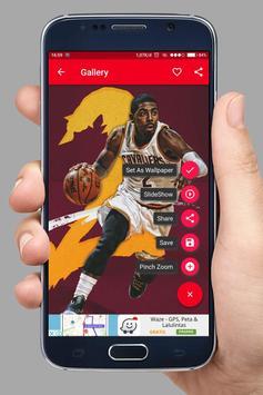 Kyrie Irving Wallpaper NBA apk screenshot