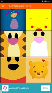 The Pooh Wallpapers Full HD screenshot 2