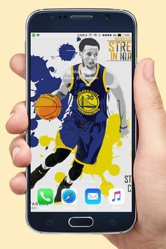 Stephen Curry Wallpaper NBA apk screenshot