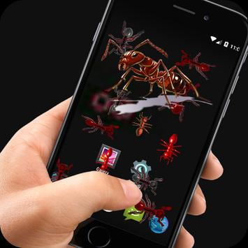 Ant on screen fun apk screenshot