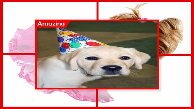 Adorable Puppy Party Dress screenshot 4