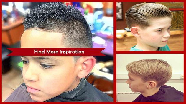 Boy Haircuts Techniques screenshot 1