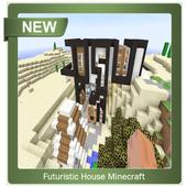 Futuristic House Minecraft icon