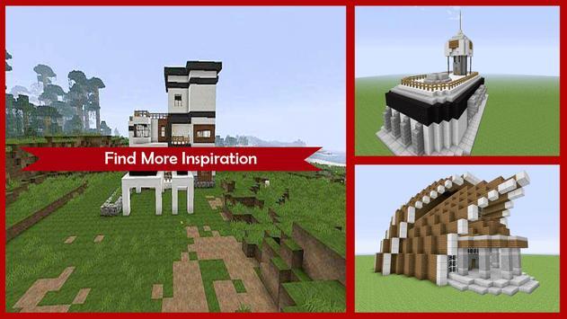 Futuristic House Minecraft apk screenshot