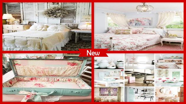 Shabby Chic Decorating Ideas poster