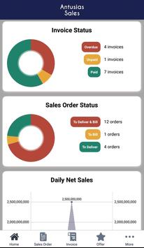 Antusias Sales screenshot 1