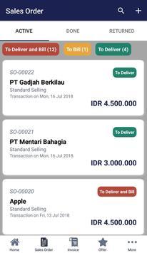 Antusias Sales screenshot 2