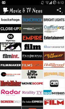 Movie & TV News poster