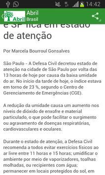 Brazil News apk screenshot