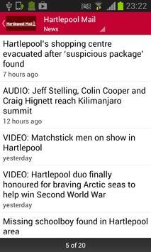 England North East News apk screenshot