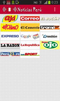Noticias Perú poster