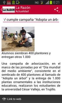 Noticias Perú screenshot 3