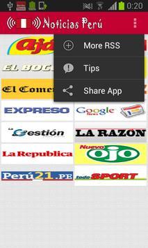Noticias Perú screenshot 4