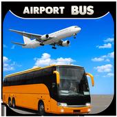 Airport Passenger Bus Sim 2018 icon
