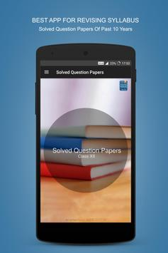 Solved Question Papers poster