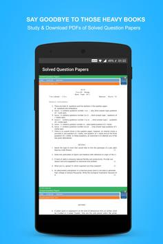 Solved Question Papers screenshot 2