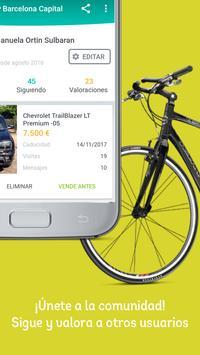 vibbo - comprar y vender cosas de segunda mano apk screenshot