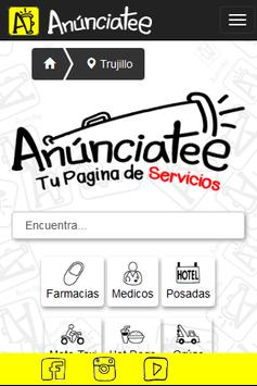 Anunciatee. apk screenshot