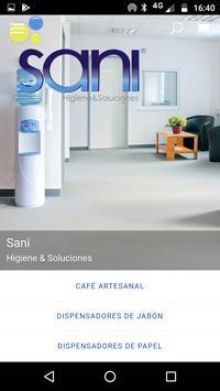 Sani - Higiene & Soluciones screenshot 1