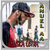 Anuel AA Música Letra icon
