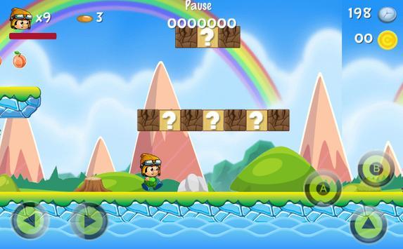Super Jabber Smash Adventures apk screenshot