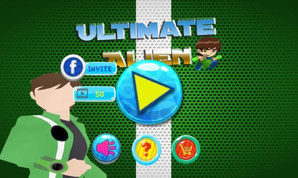 Ben Adventure Omnitrix apk screenshot