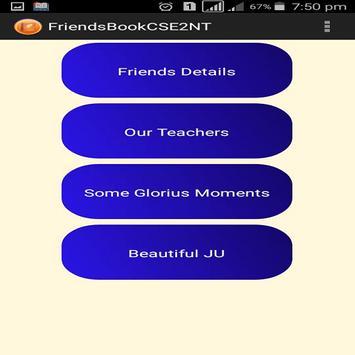 FriendsBookCSE2NT poster
