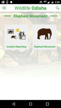 Wildlife Odisha poster