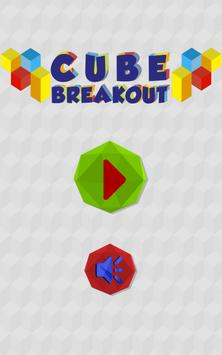 Cube BreakOut poster