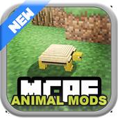 Animal MOD For MCPocketEdition icon