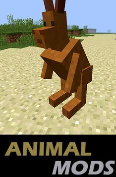 Animal MOD For MCPocketEdition poster
