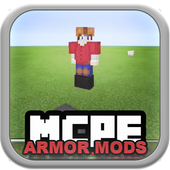 Armor MODS For MCPocketEdition icon