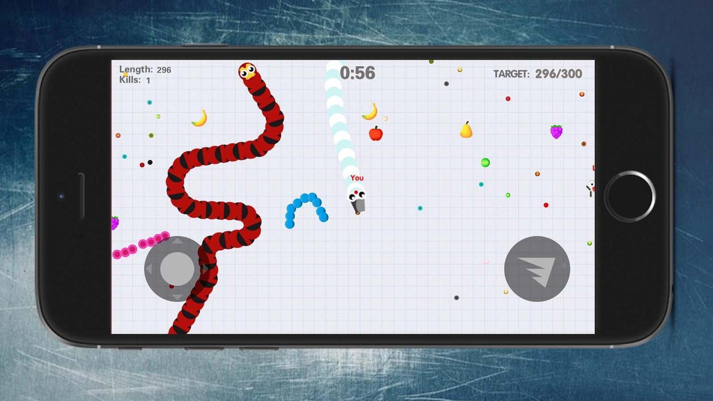 Slither.io - Jeux gratuits sur Jeux.com