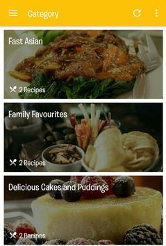 Best Recipe Guide apk screenshot