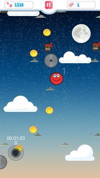 New Red Ball 4 Jump screenshot 1