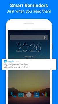 Any.do: To-do list, Calendar, Reminders & Planner apk screenshot