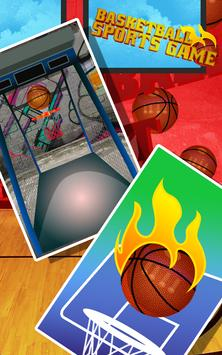 Basketball Sport Game apk screenshot
