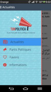 TunPolitica apk screenshot