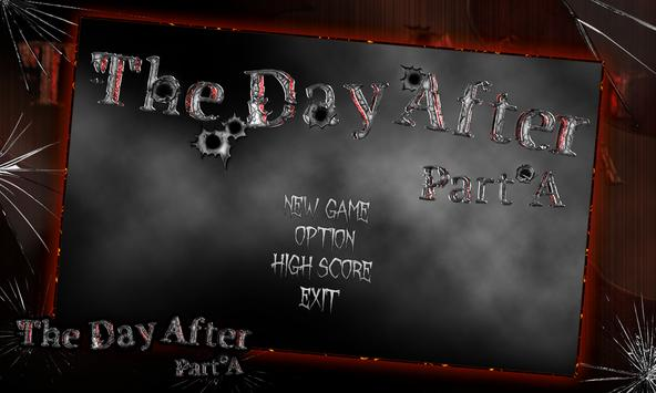 TDA (The day after) - 3D Sound poster
