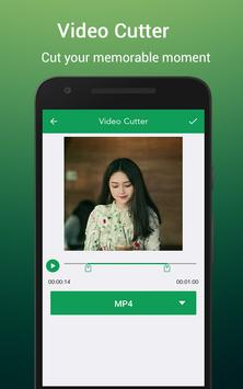 Video Cutter : Free Video Editor apk screenshot