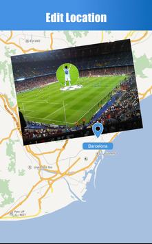 Fake Location-Barcelona GPS screenshot 3