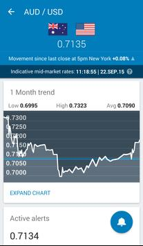 Currency by ANZ apk screenshot