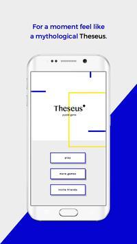 Theseus — puzzle game poster