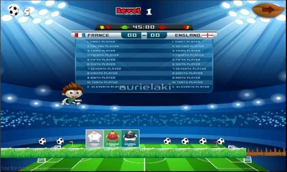 kids-footballer-adventure screenshot 4