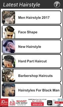 Latest Hairstyle For Men apk screenshot