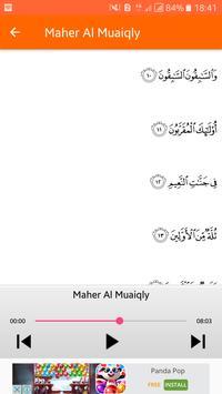 Surah Waqiah Free MP3 screenshot 2