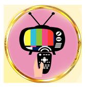 tv sin internet icon