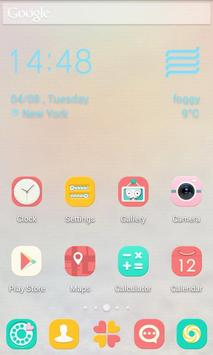 Candy Solo Theme & Icons apk screenshot